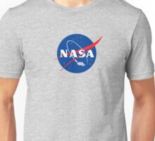 NASA LOGO FALC Unisex T-Shirt