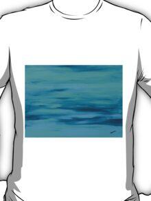 """Big Blue 1″ T-Shirt"