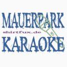 Mauerpark Karaoke by fuxart