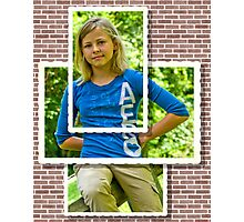 Back to School Photographic Print