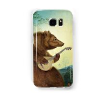 Mandolin Bear Samsung Galaxy Case/Skin