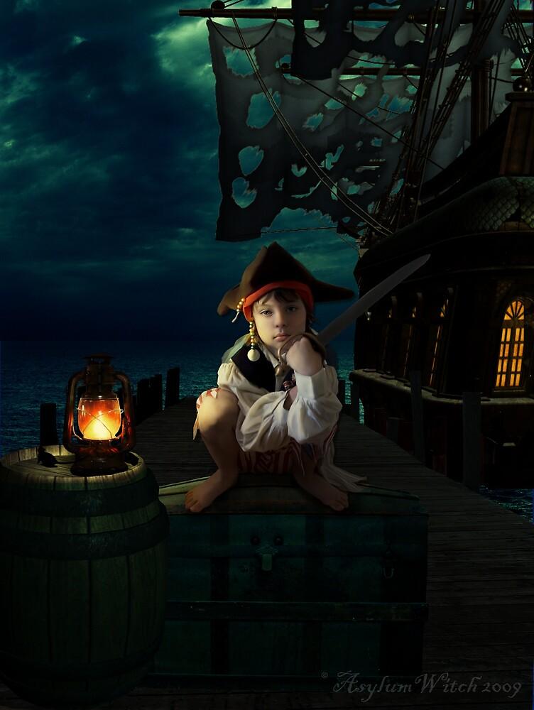 Yo Ho, A Pirates Life for Me by AsylumWitch