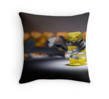 Gummy Bear Photography - Famous Anonym Throw Pillow