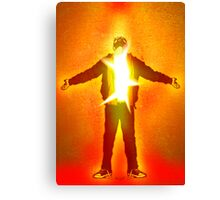 Golden Age (Fallen Idol) Canvas Print
