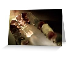 Gummy Bear Photography - Funeral Greeting Card