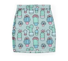 Pretty Cacti Pencil Skirt