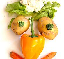 Go Vegetarian! by Laksen