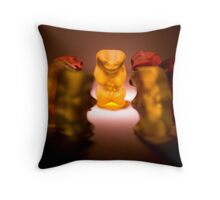 Gummy Bear Photography - A Summit Conference  Throw Pillow
