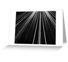 Freeway Greeting Card