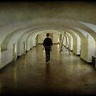 Under the vault by Barbara  Corvino
