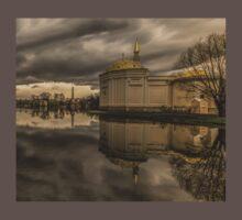 Turkish Bath ,Tsarskoe Selo  Baby Tee