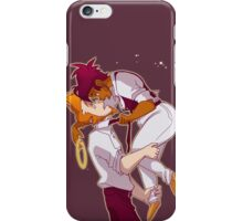 High Above Me iPhone Case/Skin