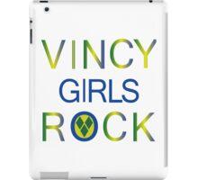 Vincy Girls Rock iPad Case/Skin
