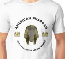 AMERICAN PHAROAH Preakness Stakes Winner Unisex T-Shirt