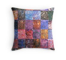 Runic Game Throw Pillow