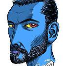 Feeling Blue by Rustyoldtown