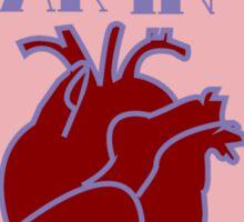 Tear in my Heart Sticker