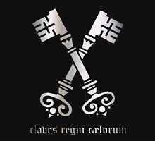 claves regni cælorum Unisex T-Shirt