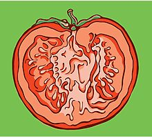 Anatomic Tomato Photographic Print