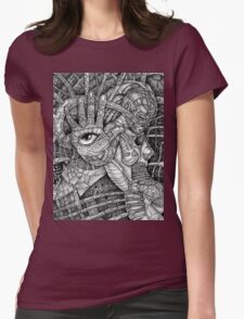 Redemption  Womens Fitted T-Shirt