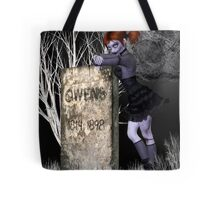 Nightmare .. tale of the undead Tote Bag