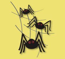 Creepy Spider Invasion Kids Clothes