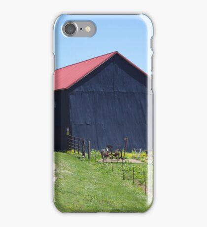 NICE BARN iPhone Case/Skin