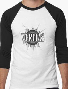 Veritas Full Symmetrical Men's Baseball ¾ T-Shirt