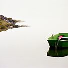 The Green Rowboat by Wayne King
