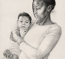 Mother & Son by Chris Baker
