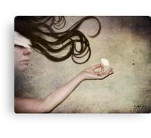Offering.... Canvas Print