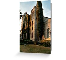 Cypress Greeting Card