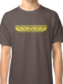The Weyland-Yutani Corporation Wings Classic T-Shirt