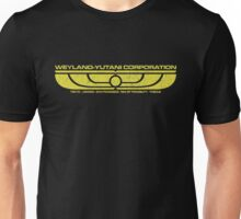 The Weyland-Yutani Corporation Wings Unisex T-Shirt