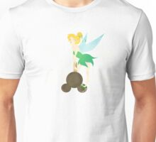 Tinkerbell and the Mickey Bar Unisex T-Shirt