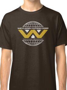 The Weyland-Yutani Corporation Globe Classic T-Shirt