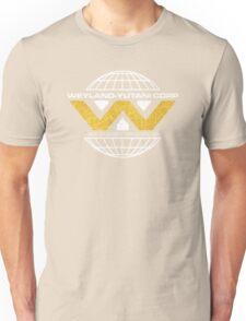 The Weyland-Yutani Corporation Globe Unisex T-Shirt
