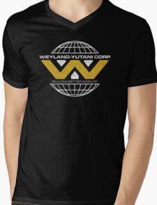 The Weyland-Yutani Corporation Globe Mens V-Neck T-Shirt