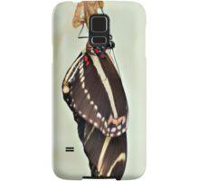 New Zebra Longwing Butterfly Samsung Galaxy Case/Skin