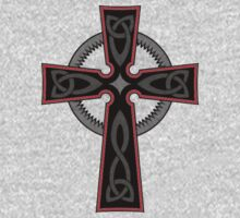 Celtic Cross by fuxart