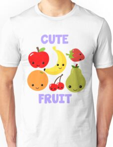 Cute Fruit Unisex T-Shirt