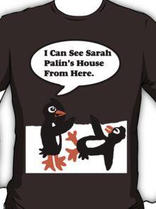 Antarctica Penguin humor T-Shirt