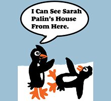 Antarctica Penguin humor Unisex T-Shirt