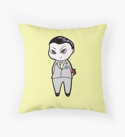 BBC Jim Moriarty - I O U Throw Pillow