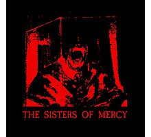 The Sisters Of Mercy - The Worlds End - Body Electric - Adrenochrome Photographic Print