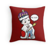 BBC Jim Moriarty - The Crown Jewels  Throw Pillow