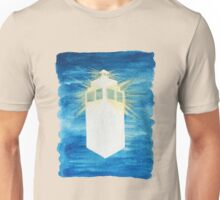 A Day in the Life of a TARDIS Unisex T-Shirt