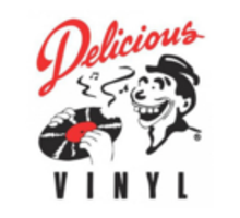 viniles and music Sticker