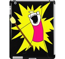...all the things! iPad Case/Skin