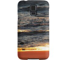 Sunlight On The Surf Samsung Galaxy Case/Skin
